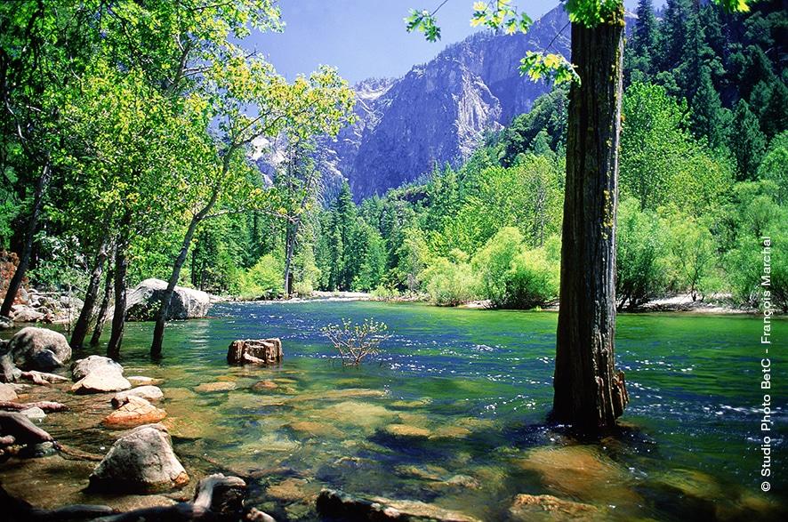 parc national Yosemite USA