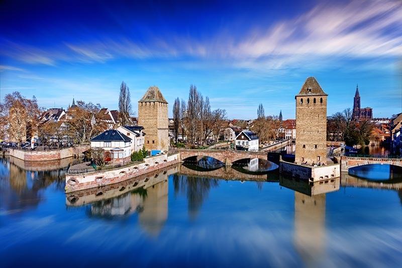 Strasbourg la belle Alsacienne