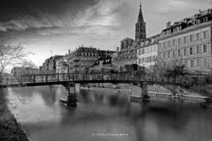 Banque d'image de la ville de Strasbourg