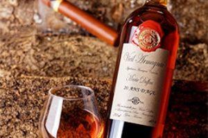 photo produit, bouteille d'armagnac